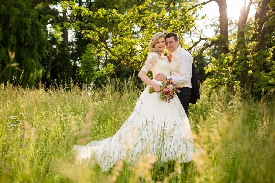Svatební den Barborky a Michala