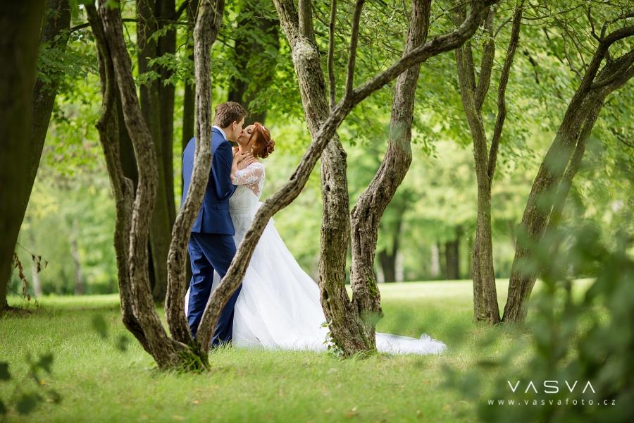Svatební den Jaňuly a Káji